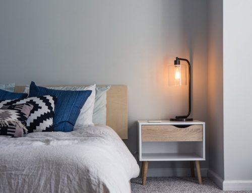 Oppgrader soverommet med en ny seng